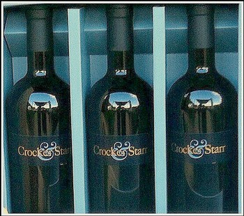 Holiday Stone Place 3 - Three Bottle Cabernet Sauvignon Gift Box Image