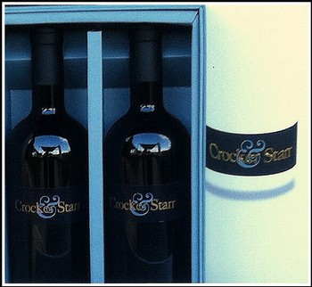 Holiday Stone Place 2 - Two Bottle Cabernet Sauvignon Gift Box